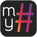 My Hashtags Pro icon