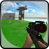 Lone Commando Shooter 3D