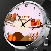 Thanksgiving Watch Face