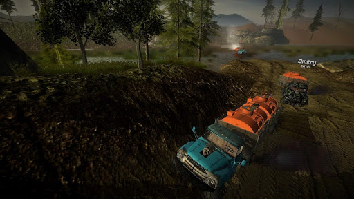 Reduced Transmission HD online.(Hard offroad 2019)  screenshots 21
