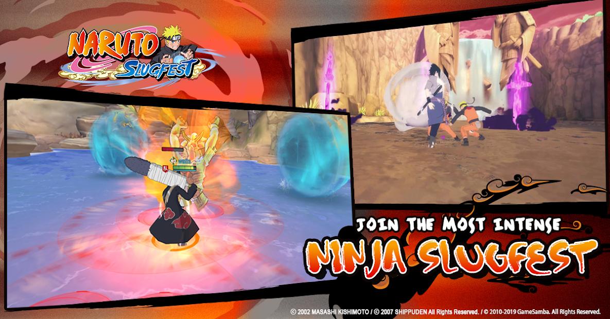 Screenshot - Naruto: Slugfest