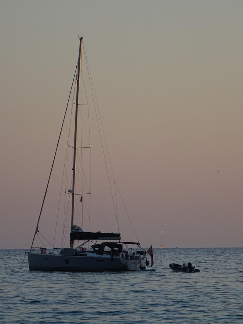 Navigando nel tramonto di Bea05