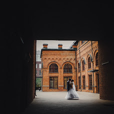 Wedding photographer Irina Gamova (CityLifebloom). Photo of 11.10.2016
