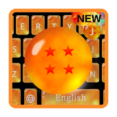 Dragon crystal ball lava keyboard theme