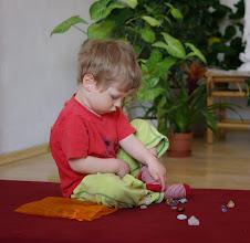 Photo: Vincent se tak snaží:-) - Vincent is seeking to:-)