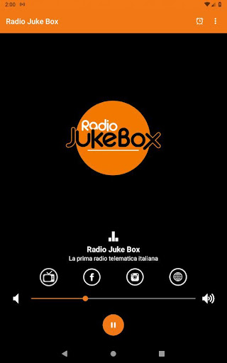 Radio Juke Box TV screenshot 3