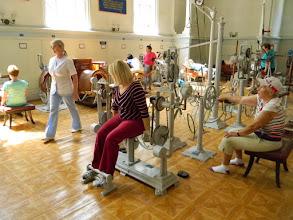 Photo: Медсестры всегда подскажут какие тренажеры подходят именно вам. И как ими правильно пользоваться #чудесаставрополья #блогтур