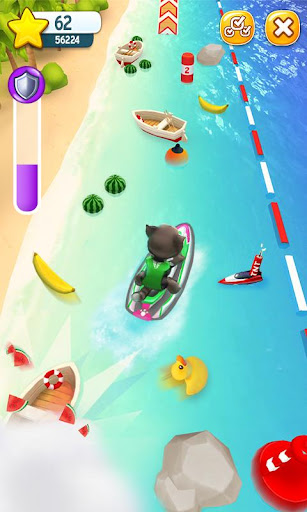 Talking Tom Jetski captures d'u00e9cran 1