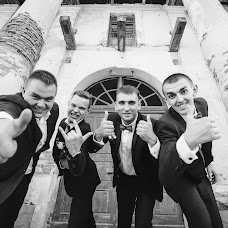 Wedding photographer Andrey Tkachuk (vippolzovatel). Photo of 10.08.2016