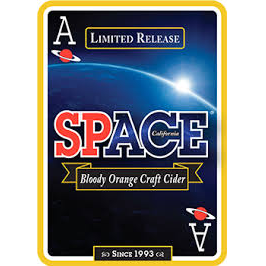 Logo of Ace Space Bloody Orange
