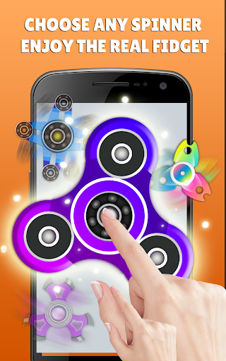 Ultra Fidget Spinner - screenshot