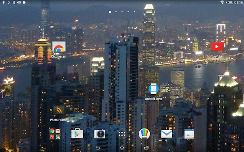 Hong Kong Live Wallpaper- screenshot thumbnail