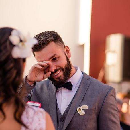 Wedding photographer Neto Oliveira (netooliveira). Photo of 16.03.2018
