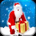 Christmas Night Photo Maker icon