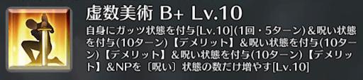 虚数美術[B+]