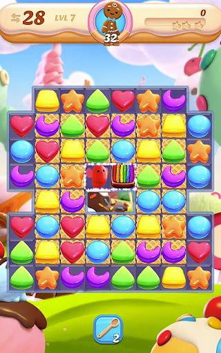 Cookie Jam Blastu2122 New Match 3 Game | Swap Candy screenshots 12