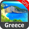 Greece Offline - GPS Nautical and Fishing Charts icon
