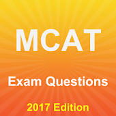 MCAT Exam Questions 2017