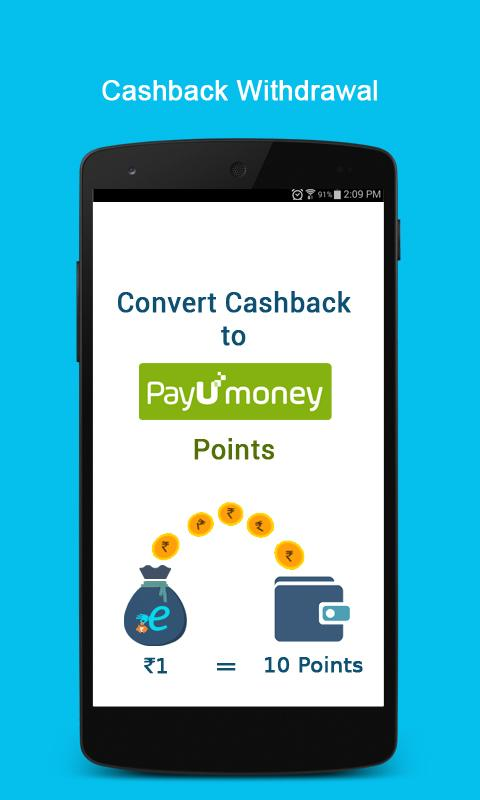 Encashit - The Cashback App- screenshot