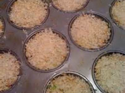 Great for appetizers baked in mini muffin pans.