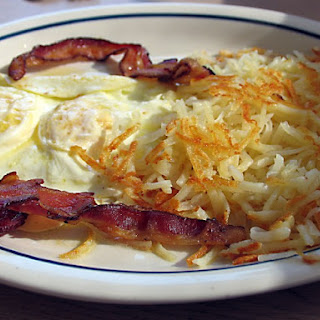 Hash Browns From Scratch