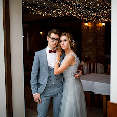 Wedding photographer Viktoriya Vins (Vins). Photo of 29.10.2017