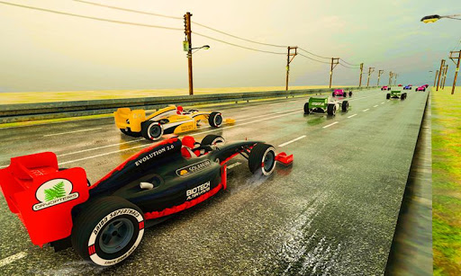 Impossible Formula 1 Speed Car Race 1.2 1