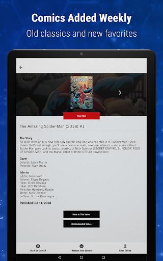 Marvel Unlimited 6.8.0 Screenshots 14