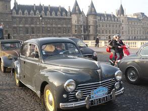 Photo: Peugeot 203 de 1955