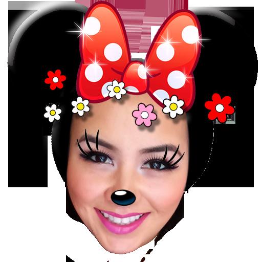 690f91211dd Minie Mouse 🎀 Foto Kleebised 🎀 Foto Filtrid – Rakendused Google Plays