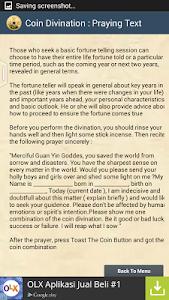 Coin Divination screenshot 1