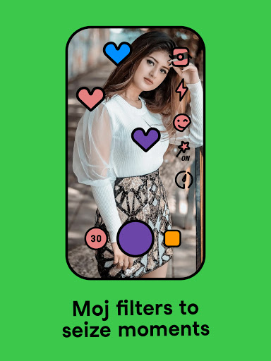 Moj - Short Video App by ShareChat   Made in India