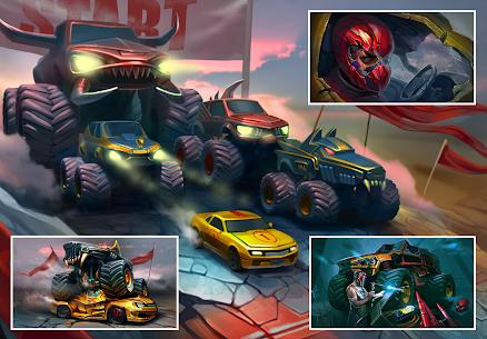 Mad Truck Challenge – Shooting Fun Race 6