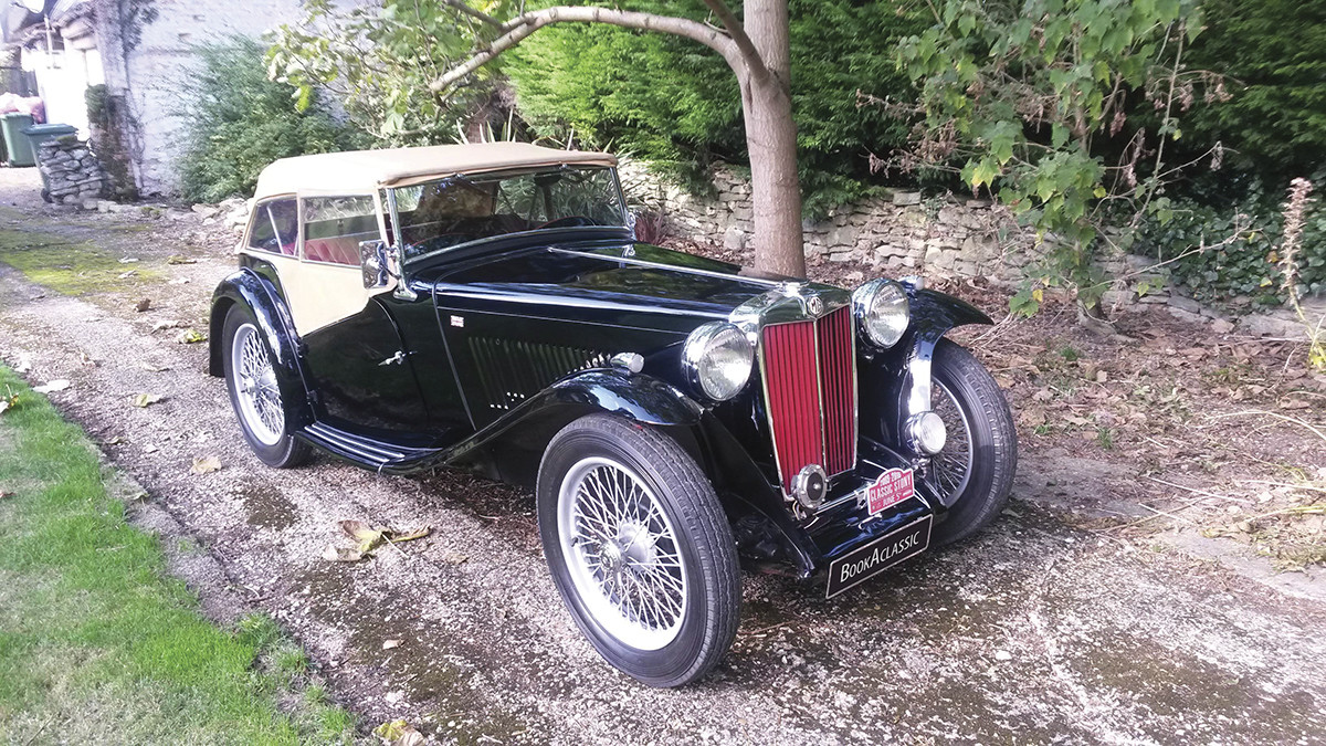 MG Tc Hire Leek