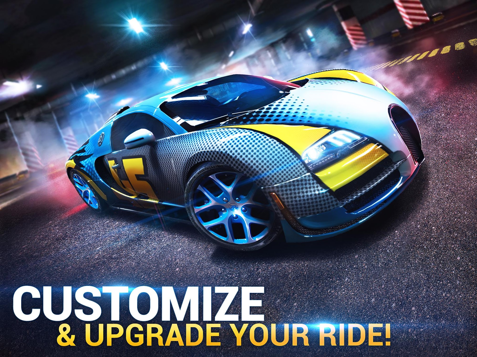 Asphalt 8: Airborne screenshot #5