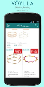 Voylla - Online Shopping screenshot 1