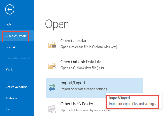 Most Promising Ways to Transfer vCards into Outlook PST