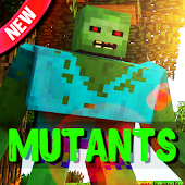 Mutants mods for Minecraft