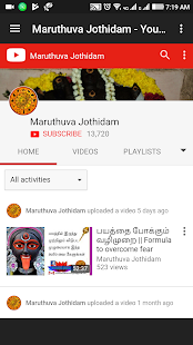 Download All Tamil YouTube Rasi Palan Videos For PC Windows and Mac apk screenshot 6