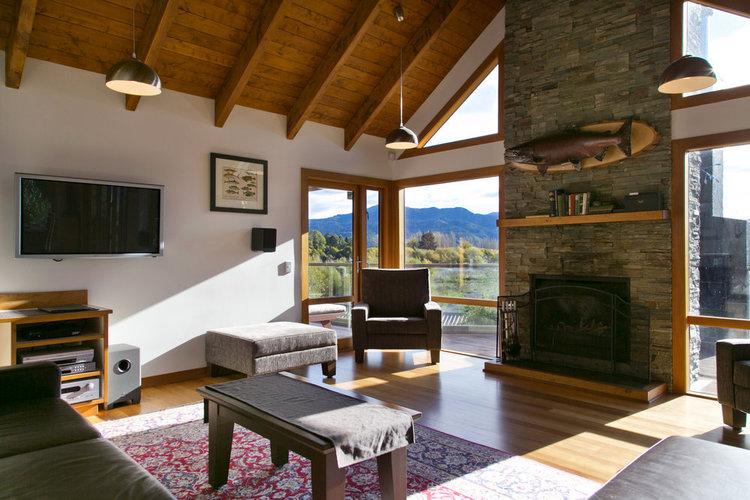 Winter Solstice Retreat accommodation