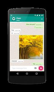 Stranger Chat screenshot 1