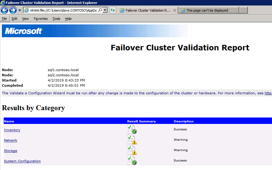 How to Configure a SQL Server 2008 R2 Failover Cluster