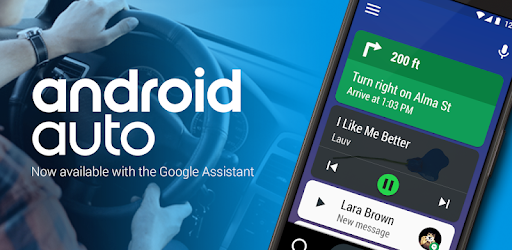 Android Auto - Google Maps, Media & Messaging – Apps on Google Play