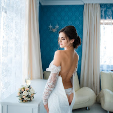 Wedding photographer Elena Barachevskaya (barachevskaya). Photo of 29.11.2017