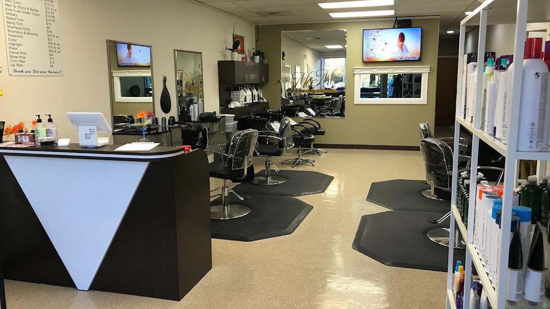 top cuts salon hair