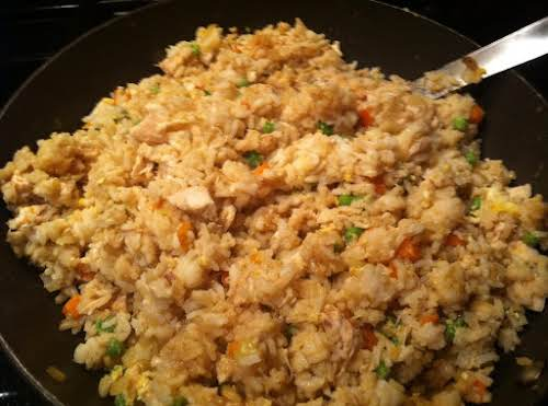 """Click Here for Recipe: Better Than Take-Out Fried Rice """"I have made..."""