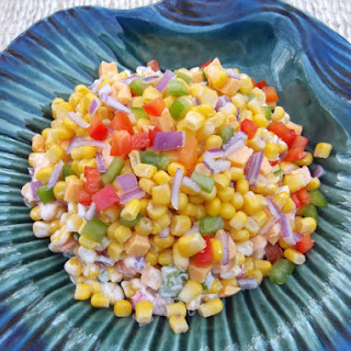 Corn Salad Sour Cream Recipes.