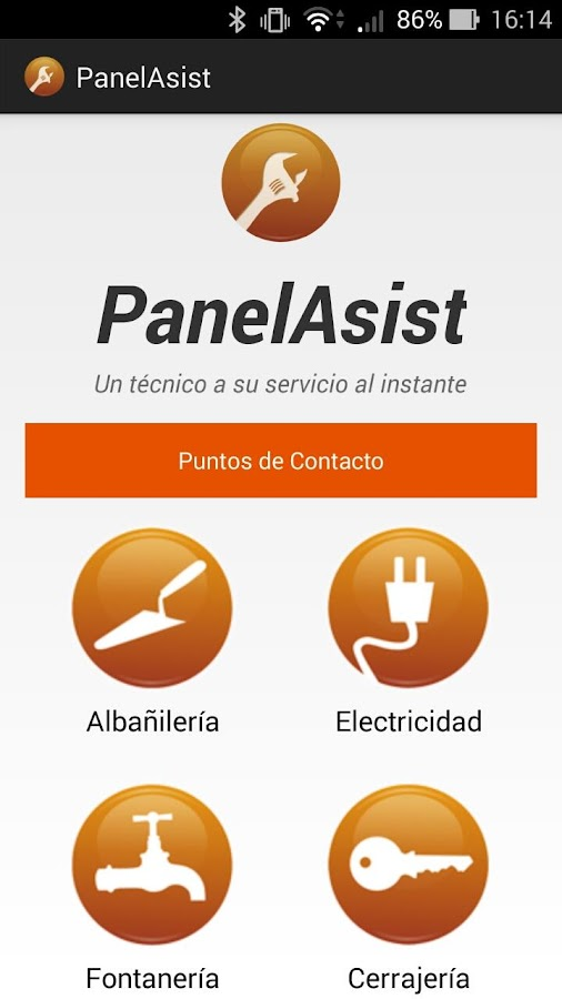 PanelAsist- screenshot