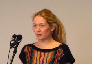 Photo: Præsentation af seminarets rammer ved arbejdsgruppen