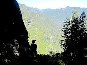 Photo: Ipsut Pass, overlooking Ipsut Creek Valley